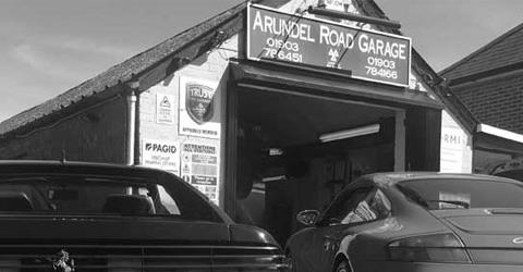 Arundel Road Garage