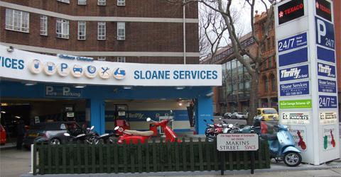 Sloane Services