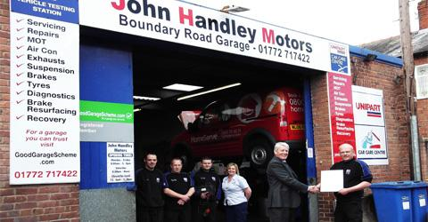 John Handley Motors Ltd