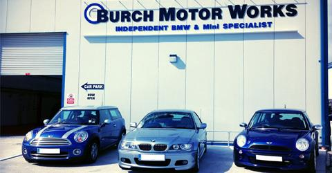 Burch Motor Works