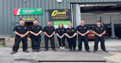 Cahill Motor Services (Dorchester) Ltd