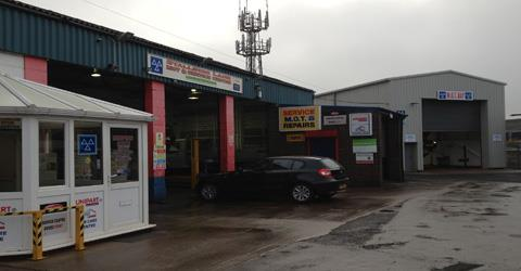 The Good Garage Scheme Stallings Lane Motors