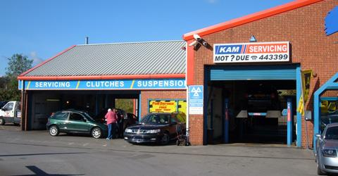 KAM Servicing Sutton-in-Ashfield