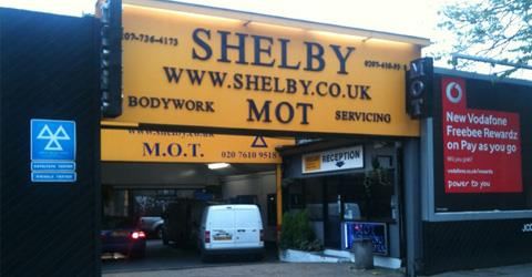 Shelby Vehicle Services