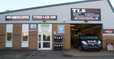 TLS Peacehaven Ltd