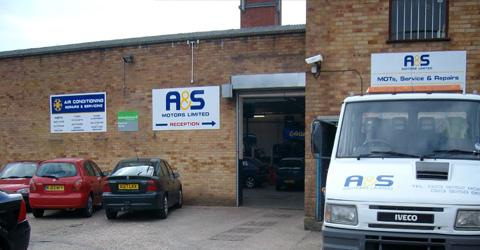 A & S Motors (Gosport) Ltd
