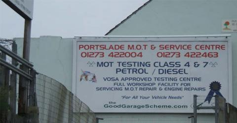Portslade M.O.T and Service Centre