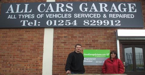 The Good Garage Scheme: All Cars Garage