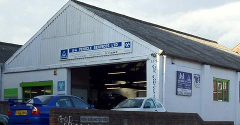 A & A Vehicle Services Ltd