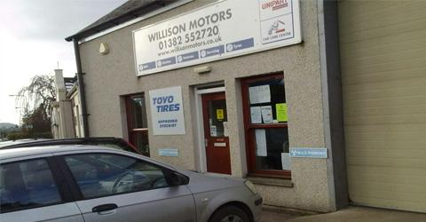 Willison Motors Ltd