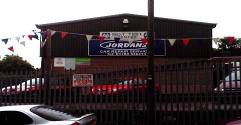 Jordans Car Repair Services (Rugby)