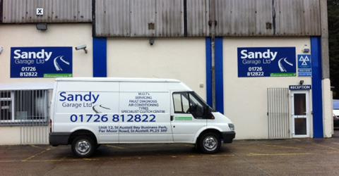 Sandy Garage Ltd