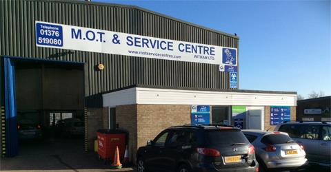 MOT & Service Centre Witham