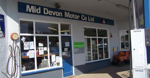 Mid Devon Motor Co. (Winkleigh) Ltd