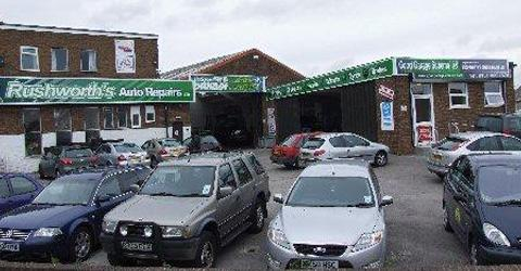 Rushworth's Auto Repairs Ltd