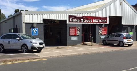 MC PPS Ltd T/A Duke Street Motors