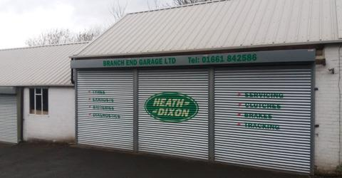 Branch End Garage Ltd