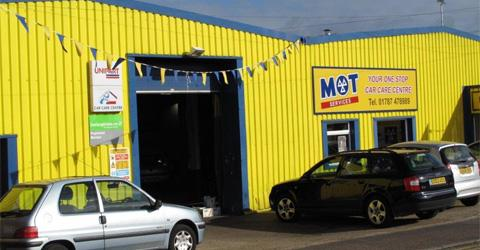 MOT Services (Halstead) Ltd
