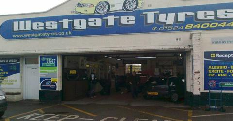 westgate tyres morecambe sell cheap tyres