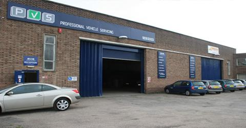 Professional Vehicle Servicing