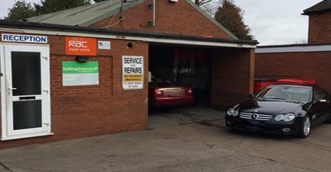 Solihull Auto Services Ltd