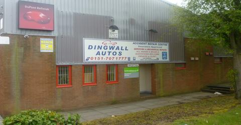 Dingwall Autos Liverpool
