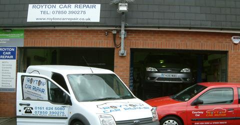 Royton Car Repair