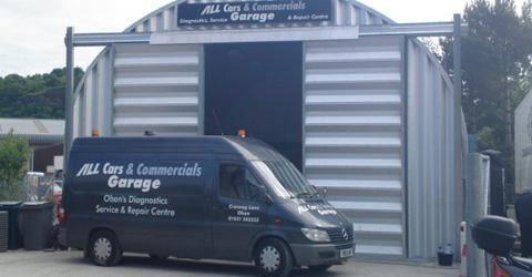 The Good Garage Scheme: All Cars & Commercials Garage