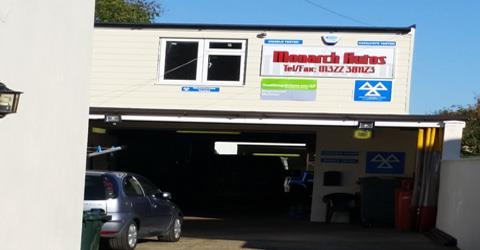 Monarch Auto Repairs Ltd