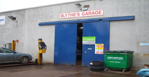 Blythes Garage Ltd