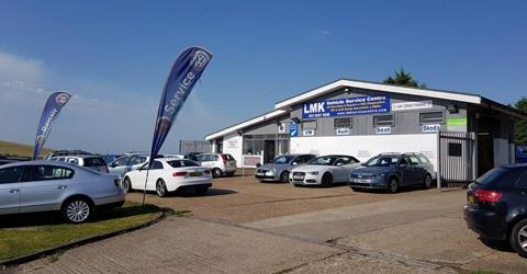 L M K Vehicle Service Centre
