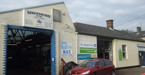 The good garage scheme shepherd motors ltd Shepherds motors