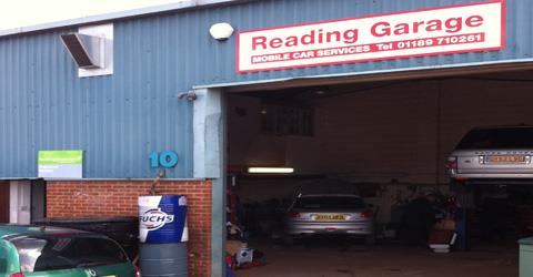 Reading Garage - Mobile Car Services