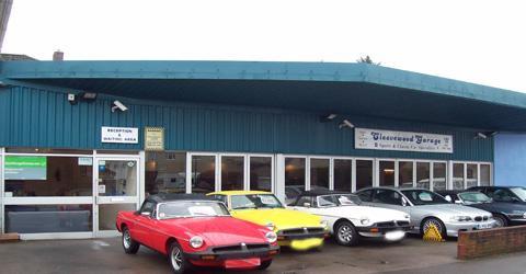 The Good Garage Scheme Cleevewood Garage