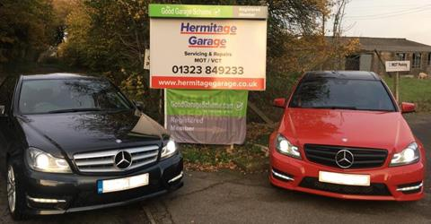 The Hermitage Garage Ltd