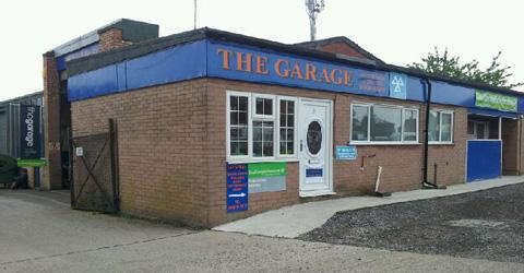 The Garage Worcester Ltd