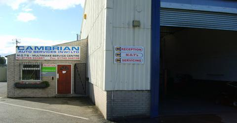 Cambrian Auto Services (NW) Ltd