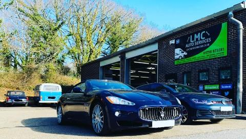 LMC Auto Services Sussex Ltd