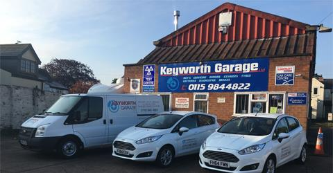 Keyworth Garage Ltd