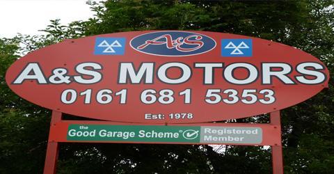 A & S Motors