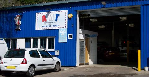 AMT Motor Services Ltd