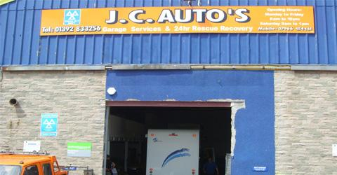 J C Autos Garage & Recovery Ltd