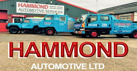 Hammond Automotive Ltd