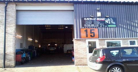 The Good Garage Scheme Saville Road Service Centre Ltd