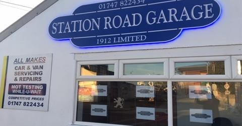 Station Road Garage 1912 Ltd