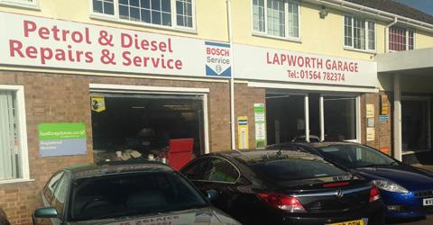 Lapworth Garage
