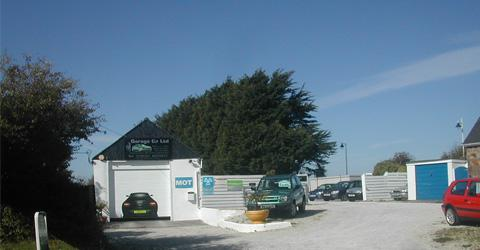 The Garage Co Newquay Ltd