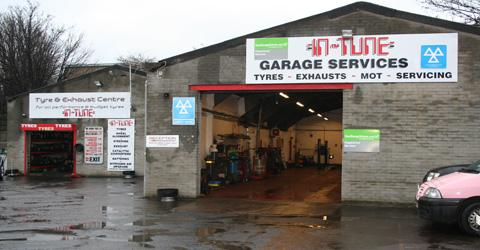 Good Garage Independents Ltd