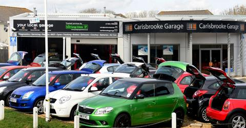 Sixers Group Carisbrooke Garage