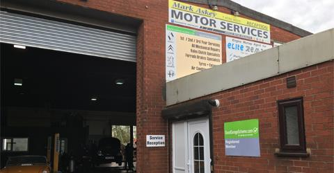 Mark Askey Motor Services